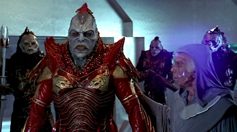 Farscape: The Peacekeeper Wars, Staleek