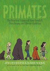 Primates Jim Ottaviani Maris Wicks