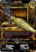 Resident Evil deck-building game