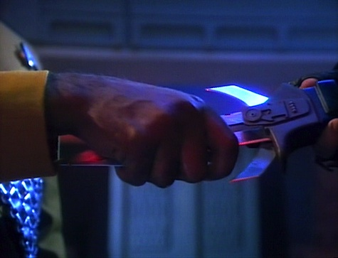 Star Trek: The Next Generation Rewatch: Redemption (Part 1)