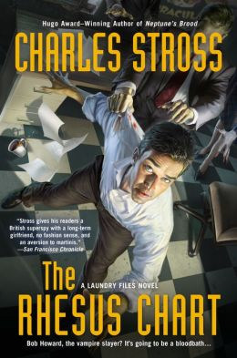 Charles Stross The Rhesus Chart