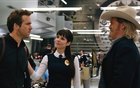 R.I.P.D. Ryan Reynolds Jeff Bridges Mary-Louise Parker