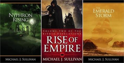Rise of Empire Michael J Sullivan