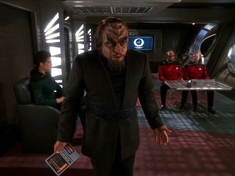 Star Trek: Deep Space Nine Rewatch on Tor.com: Rules of Engagement