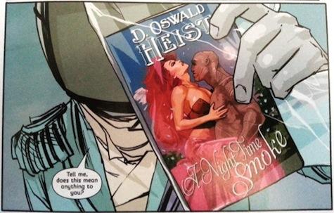 Saga romance novel Night Smoke power of love in sci-fi