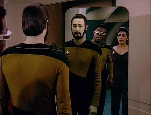 Star Trek The Next Generation Rewatch The Schizoid Man