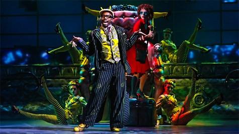 SFF Musicals, Wonderland: A New Alice