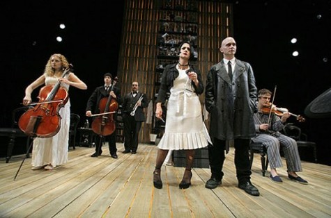 SFF Musicals, Sweeney Todd revival Michael Cerveris Patti LuPone