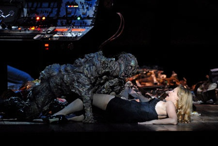 SFF Musicals, The Fly
