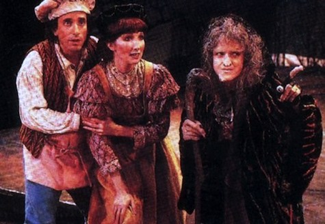 SFF Musicals, into the woods stephen sondheim