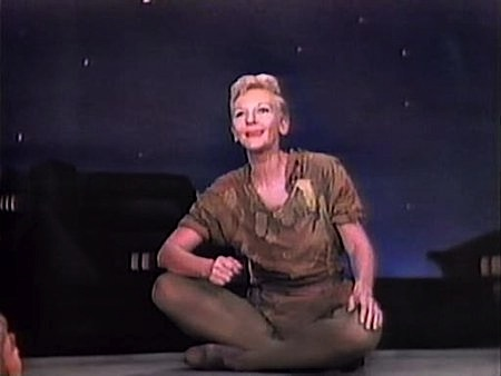 SFF Musicals, Peter Pan Mary Martin