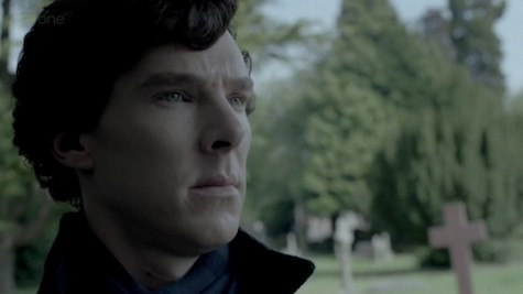 """Shaking Hands in Hell: Sherlock's """"The Reichenbach Fall"""