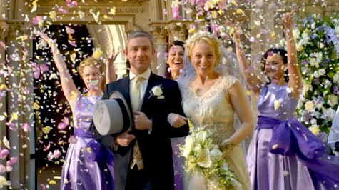 The Watsons Get Hitched Sherlocks The Sign Of Three Tor