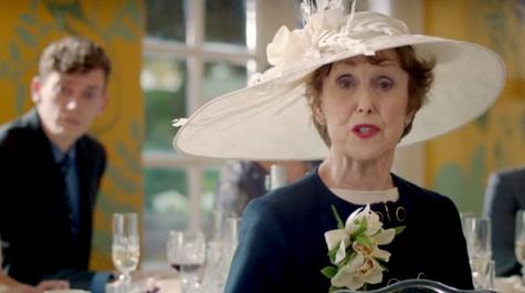 Sherlock, The Sign of Three, Mrs. Hudson