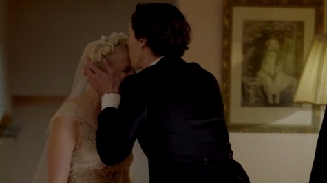 Sherlock, The Sign of Three, Mary
