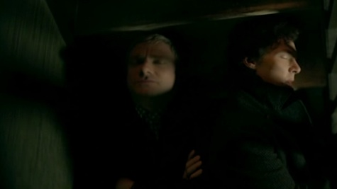 Sherlock, The Sign of Three, John