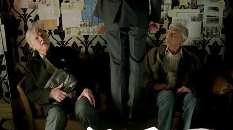 Sherlock, The Empty Hearse, Sherlock's parents
