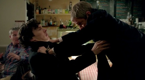 Sherlock, The Empty Hearse, John Watson
