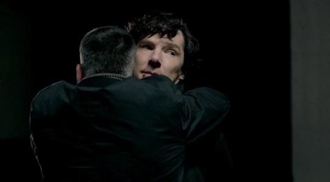Sherlock, The Empty Hearse