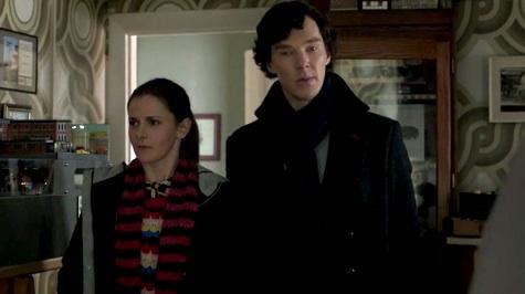 Sherlock, The Empty Hearse, Molly