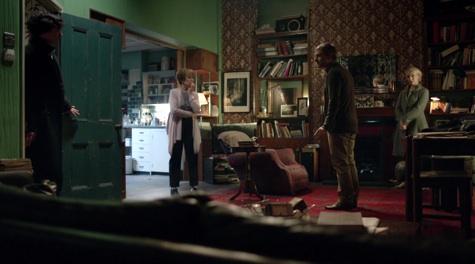Sherlock, His Last Vow, John, Mary, mrs. Hudson