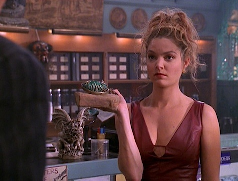 Buffy the Vampire Slayer rewatch Shadows