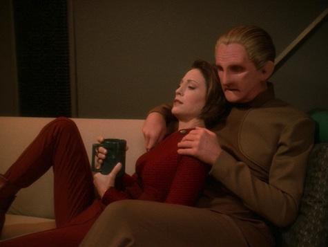 Star Trek: Deep Space Nine Rewatch on Tor.com: Shadows and Symbols