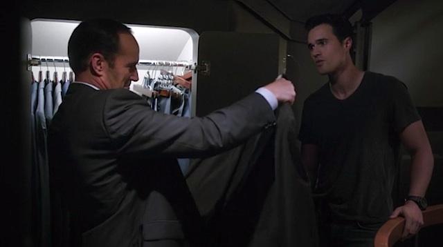 Agents of S.H.I.E.L.D. The Asset