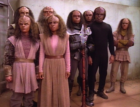 Star Trek: The Next Generation, Birthright