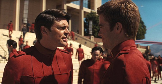 McCoy, Kirk, reboot