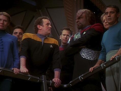 Star Trek: Deep Space 9, Broken Link