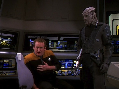 Star Trek: Deep Space 9, Broken Link