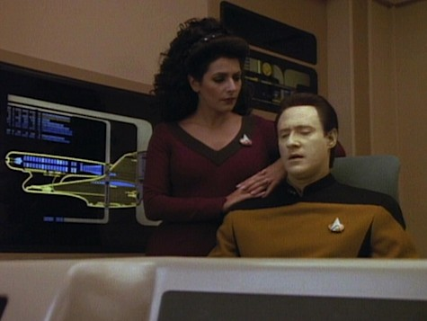 Star Trek: The Next Generation, Season 5, Episode 2