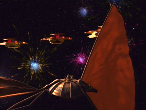 Star Trek Deep Space Nine, Explorers