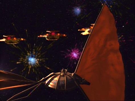 Star Trek Deep Space Nine, Explorers