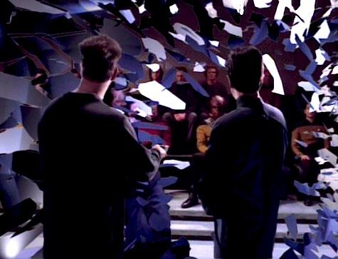 Star Trek: The Next Generation, Frame of Mind