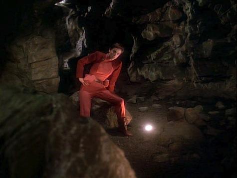 Star Trek Deep Space 9, Heart of Stone, Kira