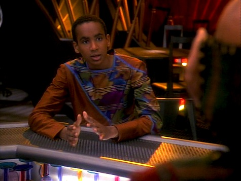 Star Trek Deep Space 9, Heart of Stone, Jake
