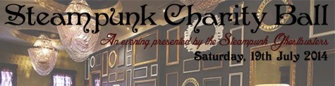 Steampunk Ghostbusters Charity Ball