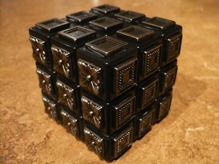 Steampunk Rubik's cube at Tor.com Steampunk