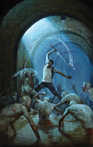 The Strain Night Eternal issue 1 Mike Huddleston