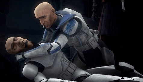 Star Wars: The Clone Wars, Fives and Rex, Orders