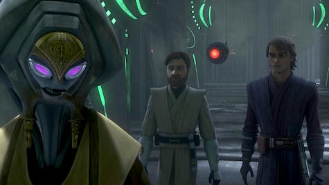 Star Wars: The Clone Wars, Anakin, Obi-Wan, The Lost One