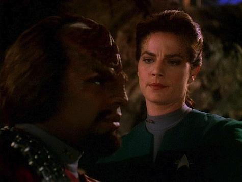 Star Trek: Deep Space Nine Rewatch on Tor.com: The Sword of Kahless