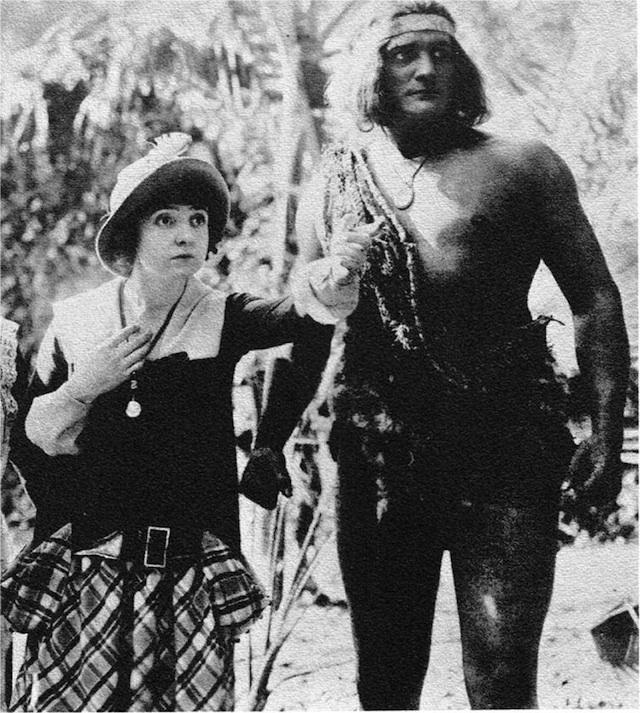 Tarzan Never Dies, Part I: 100 Years of Books and Movies