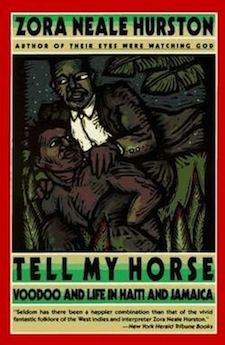 Tell My Horse cover on Tor.com Urban Fantasy