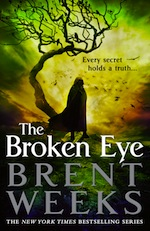 the broken eye brent weeks