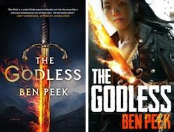 Ben Peek The Godless