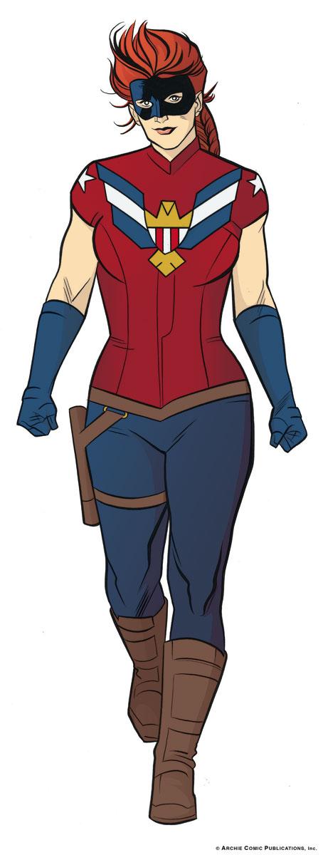 The Shield Archie Comics