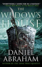 daniel abraham the widow's house